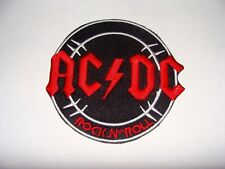 PATCH ECUSSON  THERMOCOLLANT  AC/DC  ROCK N ROLL