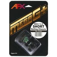AFX 21029 Mega G+ 1.5 Rolling Chassis Short HO Scale Slot Car
