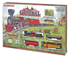 Bachmann HO The General Train Set 00736 NIB Bachman H-O NEW