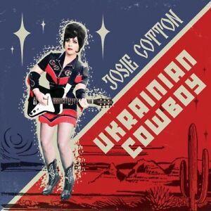 "Josie Cotton - Ukranian Cowboy / Cold War Spy [New 7"" Vinyl]"