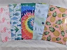 100 10x13 Designer Pineapple Fish Mailer Set Poly Shipping Envelope Boutique Bag