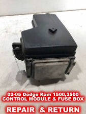 front control module dodge ram 2500 ebay. Black Bedroom Furniture Sets. Home Design Ideas