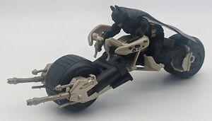 Batman The Dark Knight Rises Bat-Pod Bike DC Comics Mattel RARE