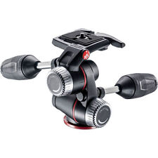 Manfrotto MHXPRO-3W -Way Pan/Tilt Head. No Fees! EU Seller! NEW!