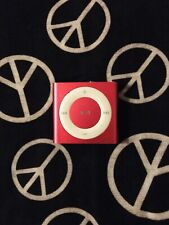 Apple iPod shuffle 4th Generation Pink (2 GB)