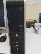 HP COMPAQ 8200 ELITE SFF Core i7-2600@3.40GHz | 4GB | 250B | DVDRW | WIN 7 PRO