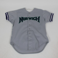 Norwich Navigators game worn used/issued 1996 jersey! Guaranteed Authentic!