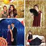 Fringe Foil Tinsel 3' x 8' Door Wholesale Metallic Curtain Party Room Decor