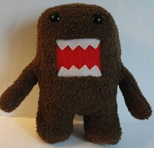 "Domo-Kun! Brown 12"" Large Plush Stuffed Figure Anime Doll Licensed Nanco"