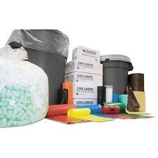 NEW 200 ct. 55-60 Gallon High Density Trash Yard Garbage Bags Free Shipping