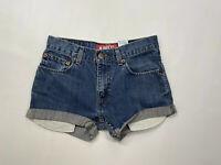 LEVI'S Denim Hotpants - Size W26 - Blue - Great Condition - Women's