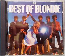 Blondie (Debbie Harry) - The Best Of Blondie (CD)