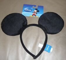 Disney Mickey Mouse Ears Child Kids Adult Costume Headband Licensed By Elope