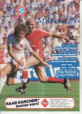 BL 86/87 FC Bayern München - 1. FC Nürnberg