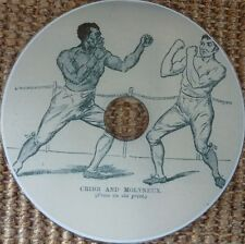 Vintage BOXING WRESTLING history books research Biography 40+ documents CD