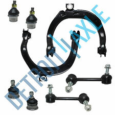 New 8pc Complete Front Suspension Kit for Chevy GMC Bravada Envoy Trailblazer