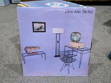 Elton John the Fox piano pop vintage vinyl record R17