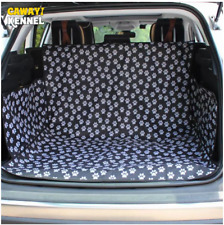 Pet Dog Trunk Cargo Liner Car Seat Cover - Waterproof Floor Mat For Dogs Cats