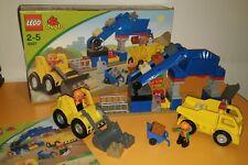 LEGO DUPLO 4987 PICCOLO CANTIERE  CON SCATOLA OTTIMO