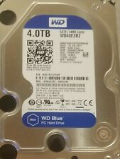 "WD Blue 4TB Desktop Hard Disk Drive -5400RPM SATA 6Gb/s 64MB Cache 3.5""-WD40EZRZ"