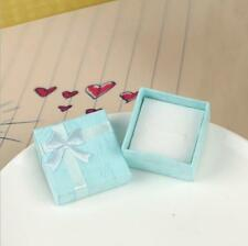 Bowknot Present Gift Boxe For Necklace Bracelet Jewelry Ring Earring Wholesale 5
