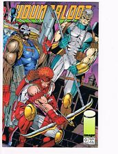 Youngblood  # 0, 1 and  2 high grades