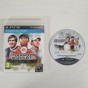 Tiger Woods PGA Tour 14 -- Golf 2014 -- Playstation 3 PS3 -- UK Seller --