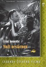 Muzi nestarnou (Men Don't Age) DVD (paper sleeve) Czech romantic movie 1942