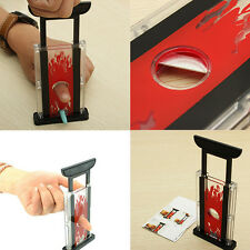Finger Cutter Chopper Guillotine Magic Finger Hay Cutter Tool Hot! ``