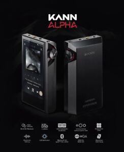Astell&Kern KANN ALPHA Digital Audio Player (Onyx Black)