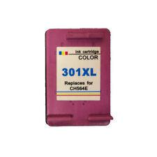 301XL Colour Refilled Ink Cartridge For HP DeskJet 3050se Inkjet Printer