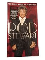 Rod Stewart :The Great American Songbook. 4 x CD Box Set