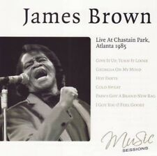 James Brown - Live at Chastain Park 1985 (CD)