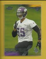 Anthony Barr RC 2014 Topps PRIME Rookie Card # 127 Minnesota Vikings Football