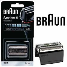 Braun 52B Series 5 Shaver Foil Cutter Head Cassette for 5020 5030 5040 5070 5090