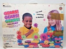 Gears Gears Gears Building Factory Building Activity Learning Resources Box