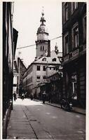 uralte AK, Photo-AK Chemnitz Richtung Lohstraße Blick auf die Kirche /71