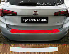 Lackschutzfolie Ladekantenschutz transparent Fiat Tipo Kombi ab 2016
