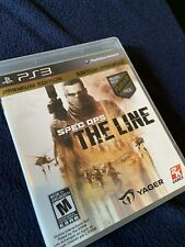 Spec Ops The Line FUBAR edition PS3 Complete And Tested