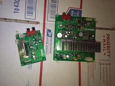 maximum tune arcade sound amp pcbs lot untested