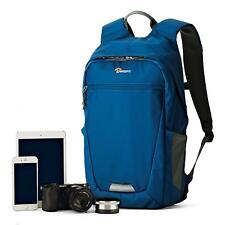 New Lowepro(LP36956) BP 150 AW II Photo Hatchback Camera Backpack - Blue w/Issue