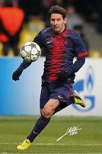 Messi ( AUTOGRAPH ) - Mini Poster - 40cm x 50cm MPP50539 - M139