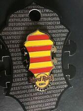 HARD ROCK CAFE PIN BARCELONA HEADSTOCK GUITAR