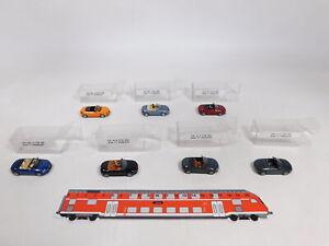 CU961-0, 5 #7x wiking H0 / 1:87 Audi Tt Roadster:131 01 25 +131 02 27 Etc, Mint
