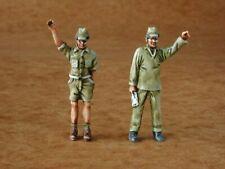 CMK Czech Masters Japanese Army Mechanics 1/48 scale resin figure kit F48088