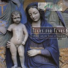Tears For Fears CD Single Raoul And The Kings Of Spain - Promo - Europe (VG/E