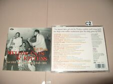 Yet More Mellow Cats 'N' Kittens (Hot R&B and Cool Blues, 1945-51 cd Ex+/Book vg