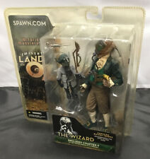MCFARLANE TOYS MONSTERS TWISTED LAND OF OZ WIZARD ACTION FIGURE