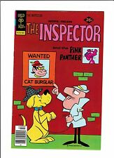 THE INSPECTOR #19  [1978 FN+]  WANTED POSTER COVER!