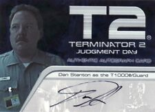 Terminator 2 T2 Dan Stanton as T1000 / Guard Auto Card